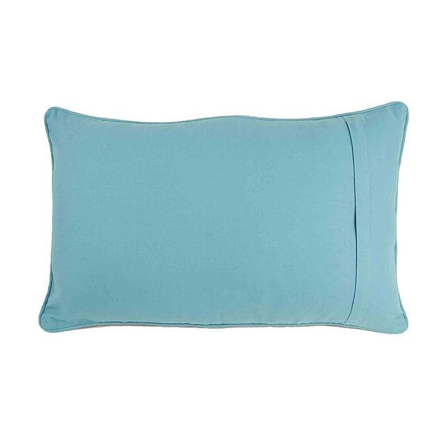 Crewel Bird Pillow - Image 2 of 2