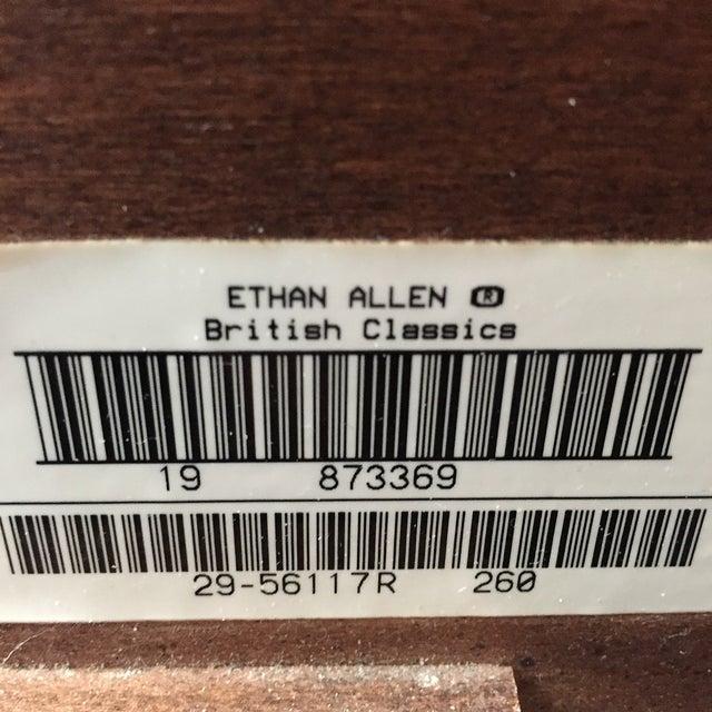 Image of Ethan Allen British Classics King Bedframe
