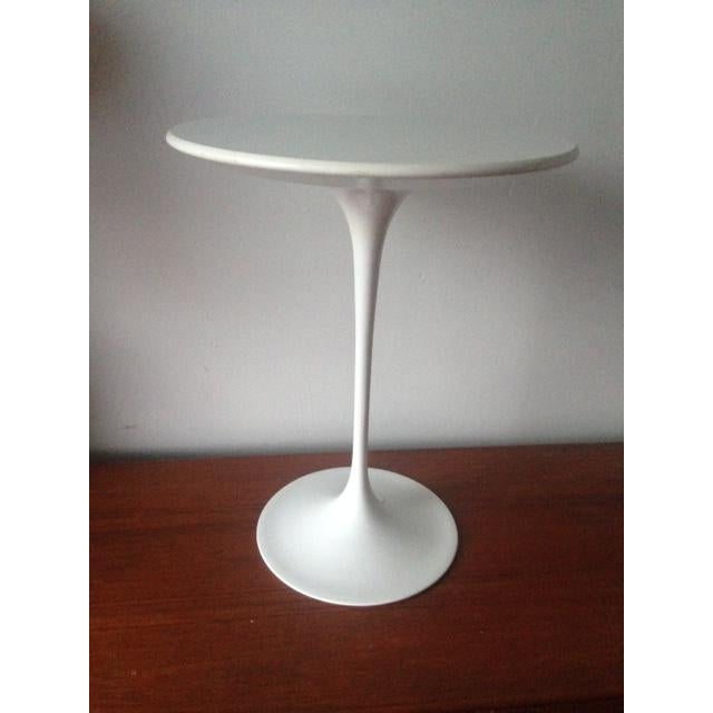 Knoll Studio Eero Saarinen Tulip Side Table - Image 2 of 5