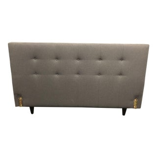 Crate & Barrel Queen Size Tate Bed