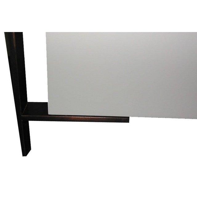 Fabry Bronze Frame Media Cabinet - Image 8 of 8
