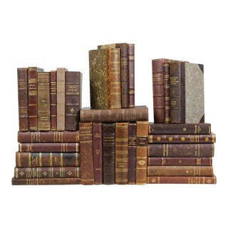 Leather-Bound Books S/30