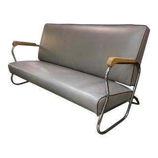 Art Deco Kem Weber Style Sofa