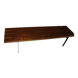 Milo Baughman Thayer Coggin Mid-Century Coffee Table