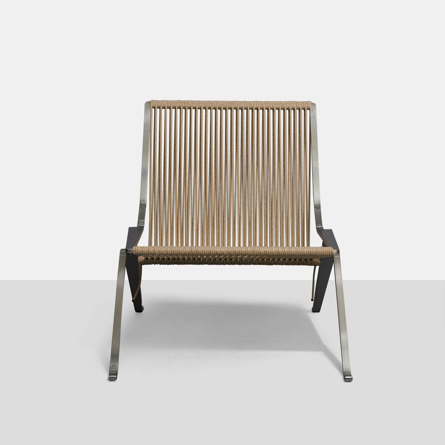 Poul Kjaerholm Pk 25 Lounge Chair   Image 6 Of 6