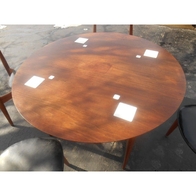 Hans Wegner Dining Set / Game Table - Image 5 of 10