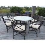 Image of Brown Jordan Outdoor Dining Table
