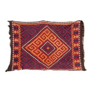 Traditional Kilim Rug - 6′1″ × 8′11″
