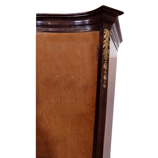 Louis XV Bronze Banded Armoire - Image 8 of 10