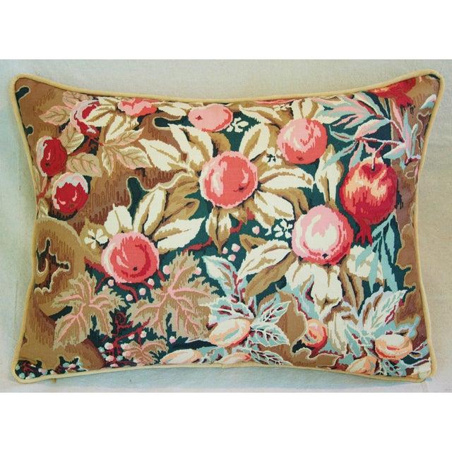 Designer Brunschwig & Fils Filoli Pillows - Pair - Image 4 of 11