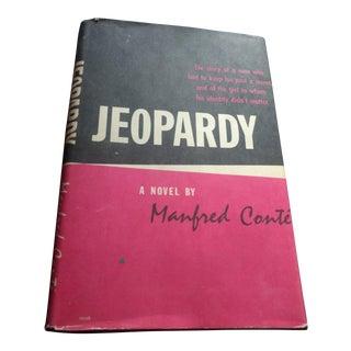 "1955 Mandred Conte ""Jeopardy"" Book"