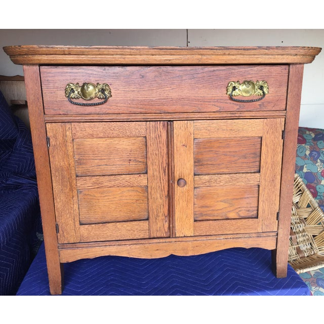 Antique Dry Sink - Image 2 of 4