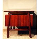 Image of Gunni Omann Danish Rosewood Desk