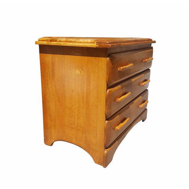 mid century modern chest of drawers chairish. Black Bedroom Furniture Sets. Home Design Ideas