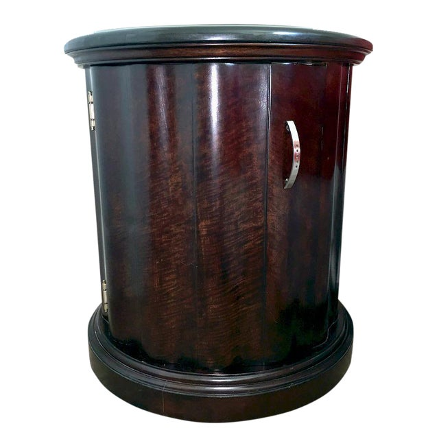 Image of Baker Furniture Drum Table