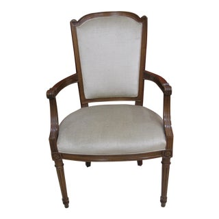 Vintage Baker Furniture French Chair