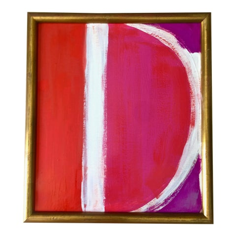 Image of Original Abstract Expressionist Painting