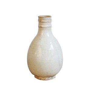White Milk Ceramic Pottery