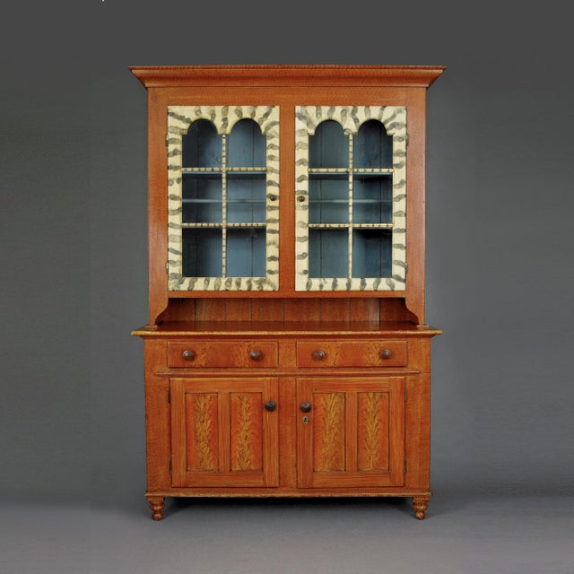 Image of Step-Back Cupboard