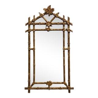 Italian Gold Gilt Mirror