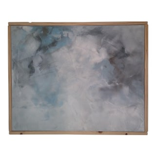 """Cloud Rotation"" Original Art by Kris Gould"