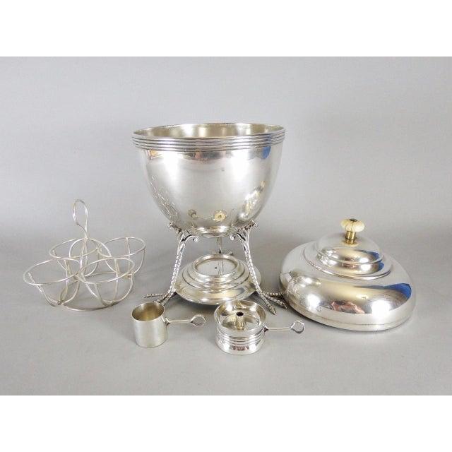 Used Plate Warmer ~ Vintage tiffany co silver plate warmer chairish