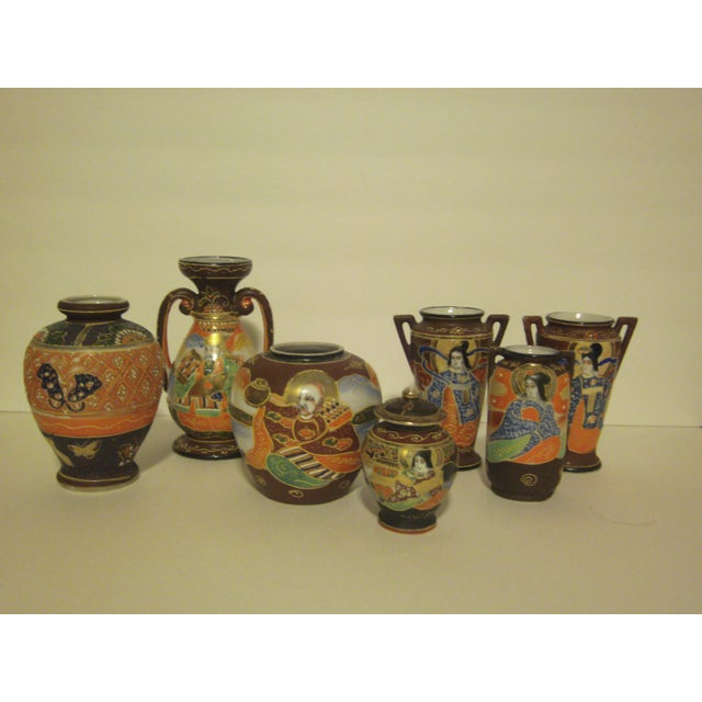 Assorted Vintage And Antique Vases - Set of 7 - Image 2 of 11