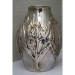 Image of Louis Comfort Tiffany & Co.Sterling Silver Vase