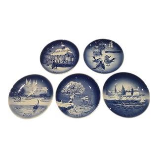 Svend Jensen Vintage Hans Christian Anderson Plates - Set of 5