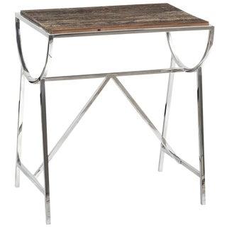 Modern Rustic Side Table