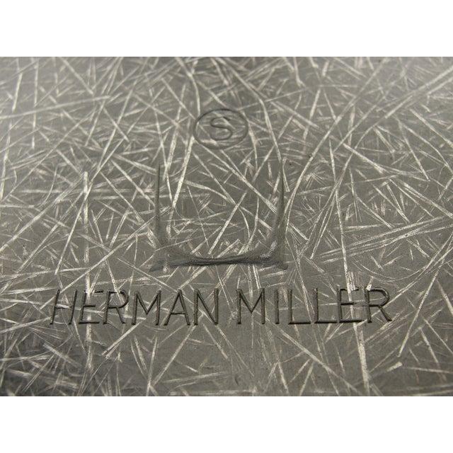 Eames Mid-Century Orange Bar Stool - Image 9 of 9
