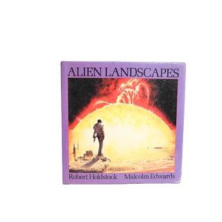 """""""Alien Landscapes"""" Color Illustrations"""