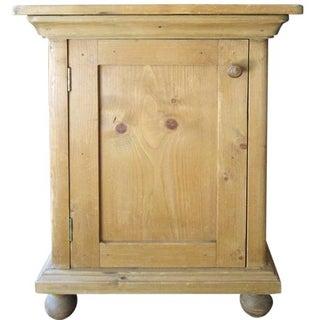 Swedish Pine Side Table