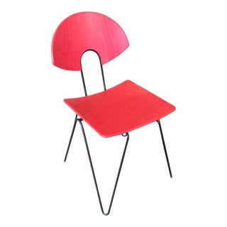 Kusch+Co cafe side Chair - Red