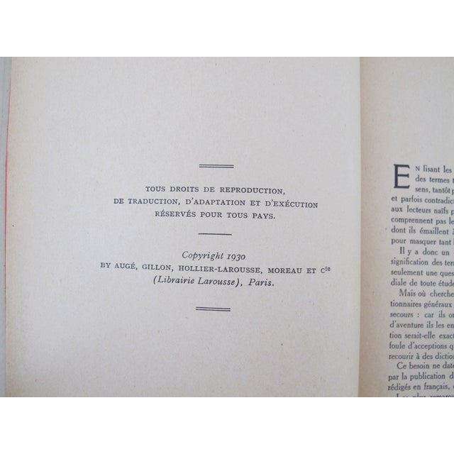 Dictionnaire D'Art & D'Archeologie - Image 5 of 6
