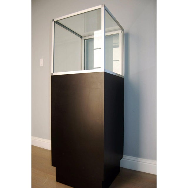 Glass Top Display Cases - A Pair - Image 2 of 6