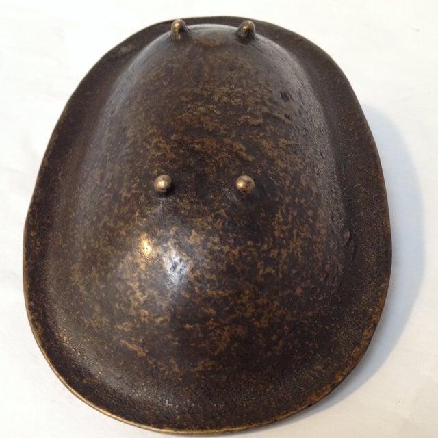 Image of Brass Bathtub Form Soap Holder