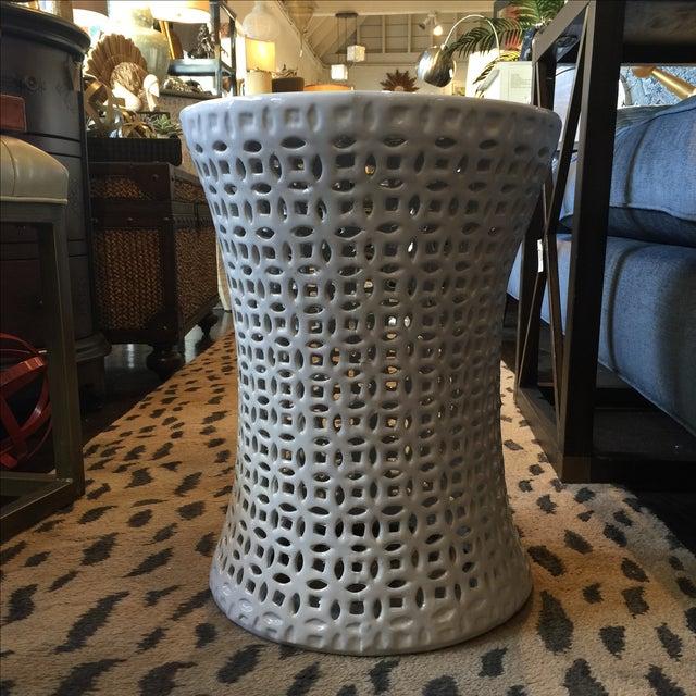 Ceramic Garden Stool - Image 2 of 7