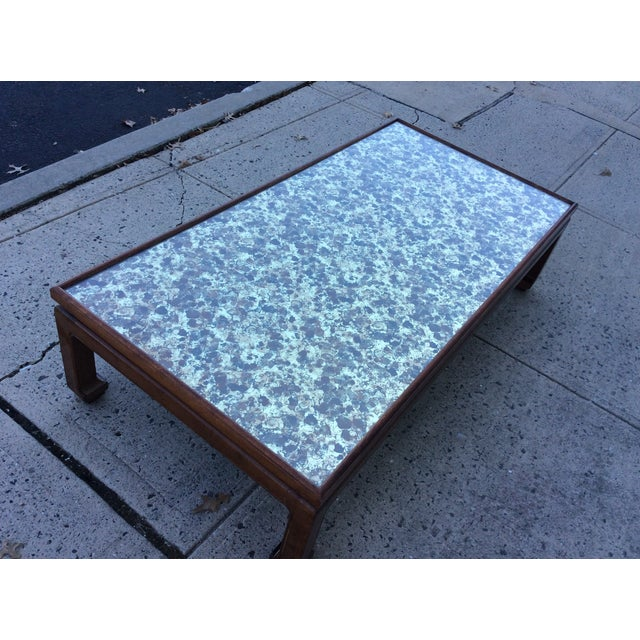 1960's James Mont Style Large Coffee Table - Image 5 of 11