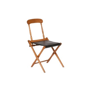 Antique English Folding Chair