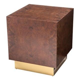 Milton Burl Wood Table, Large