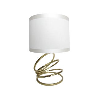 Mid Century Circles Table Lamp