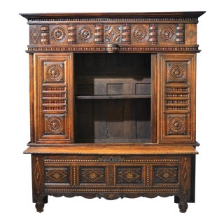 """French """"Lit-Clos"""" Cabinet"""