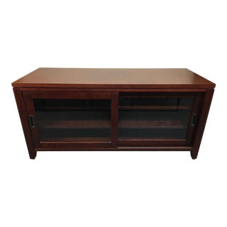 Crate & Barel Kingston Media Cabinet