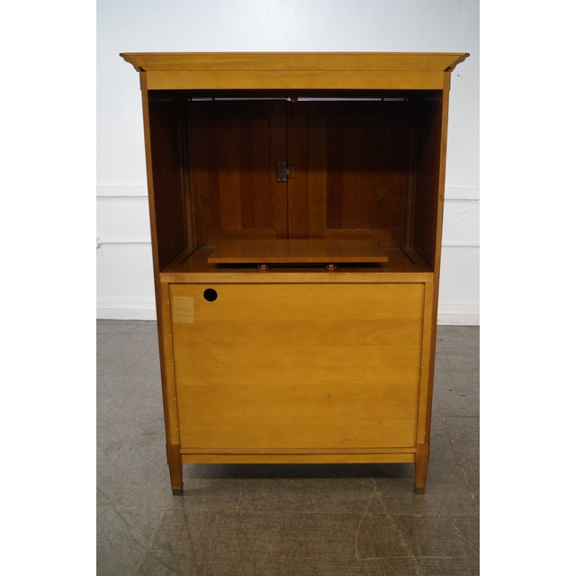 Grange French Directoire Style TV Armoire - Image 4 of 10