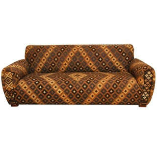 Kilim Upholstered French Club Sofa