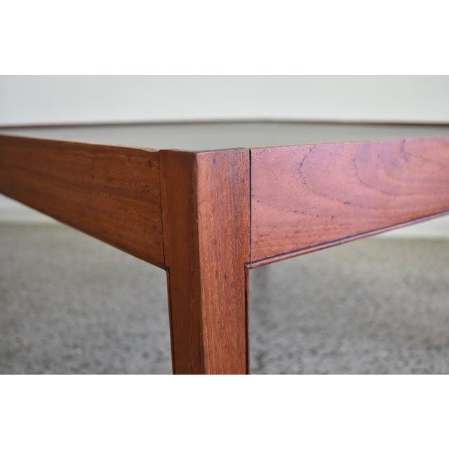 Mid-Century Danish Modern Teak Coffee Table - Image 7 of 8