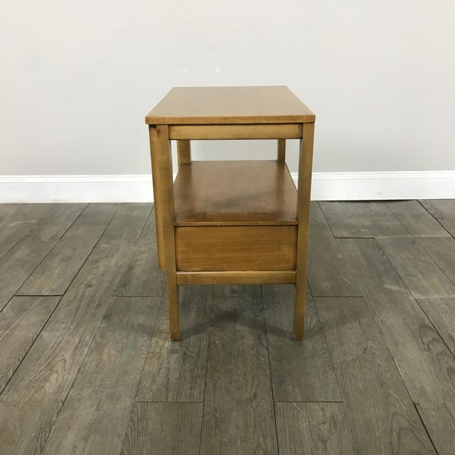 Mid Century Nightstands - a Pair - Image 8 of 11