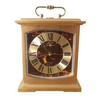 Howard Miller Brass & Quartz Clock