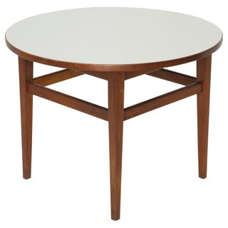 Jens Risom Attributed Mid-Century Side Table
